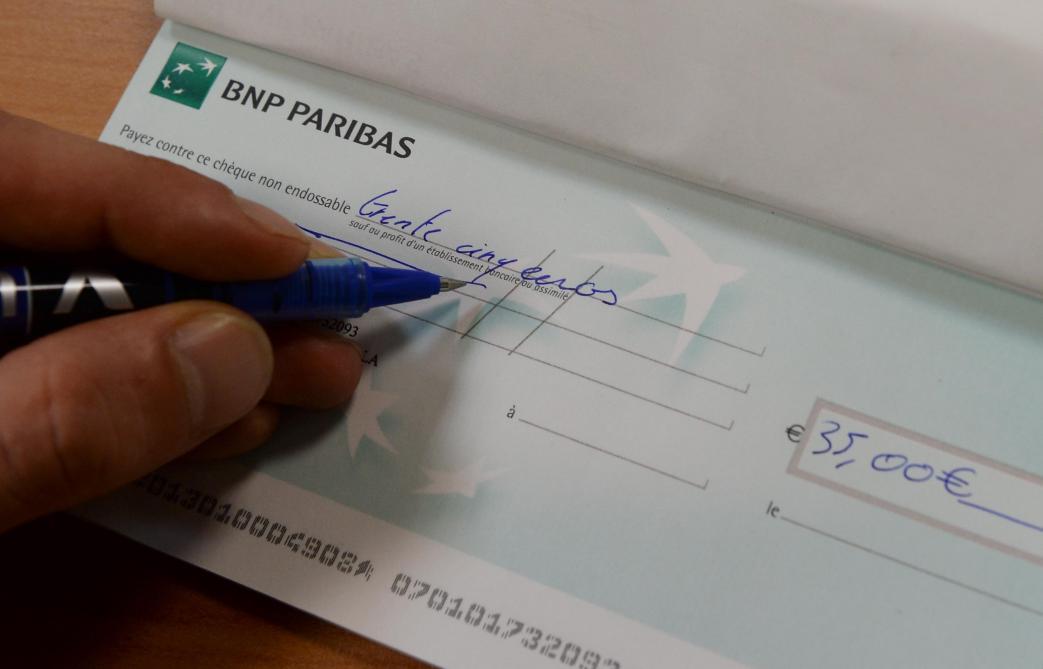 déposer chèque dans une autre banque